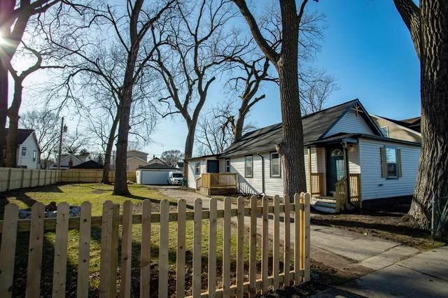 5722 Baring Avenue, Hammond, IN 46320 (MLS #489830) :: McCormick Real Estate