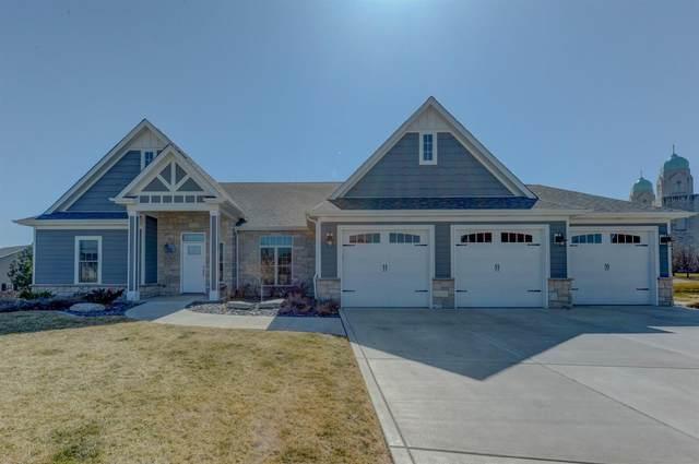 10583 Oakridge Court, St. John, IN 46373 (MLS #490162) :: McCormick Real Estate