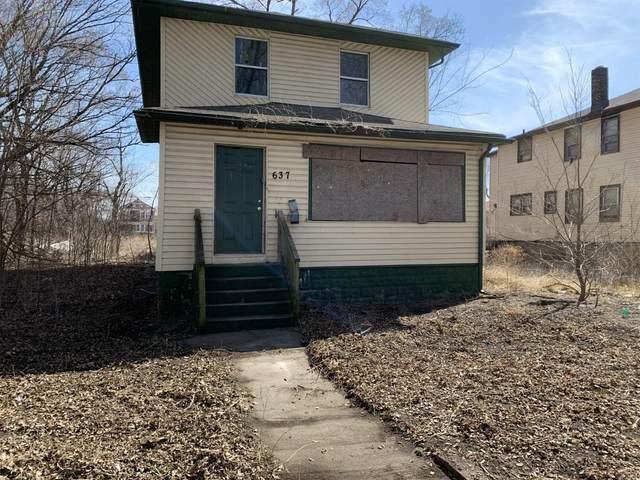 637 Maryland Street, Gary, IN 46402 (MLS #490199) :: McCormick Real Estate
