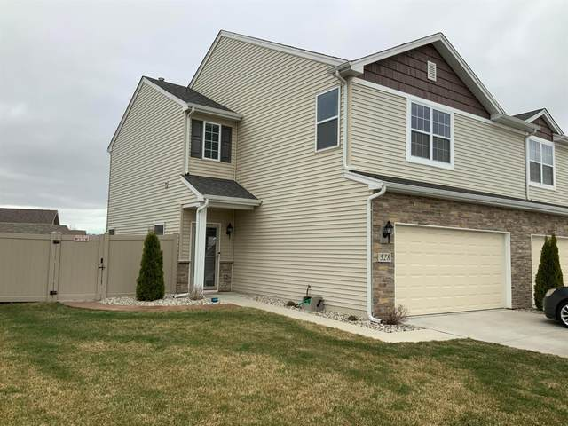528 Clover Lane, Griffith, IN 46319 (MLS #490233) :: McCormick Real Estate