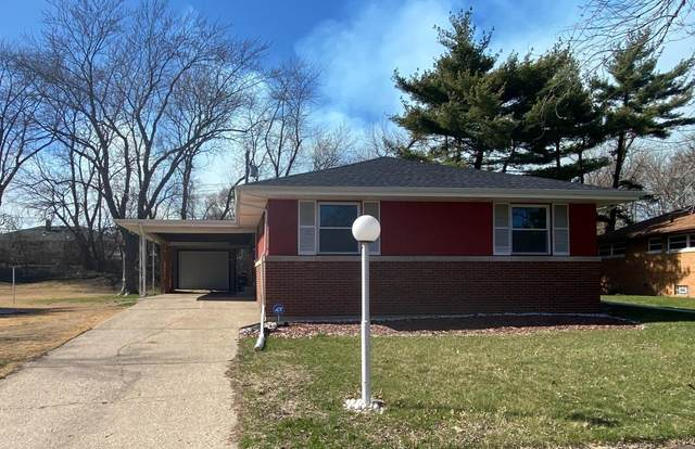 6548 Birch Place, Gary, IN 46403 (MLS #490341) :: McCormick Real Estate