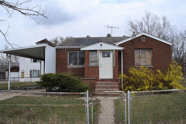 1829 Connecticut Street, Gary, IN 46407 (MLS #490460) :: McCormick Real Estate
