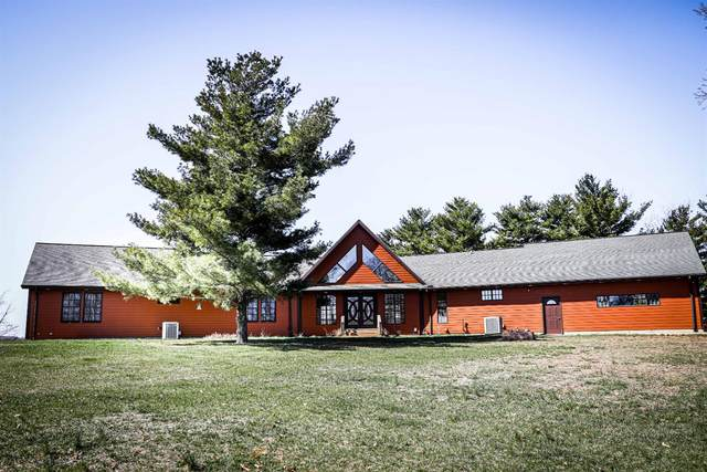 2320 N Us Highway 35, Winamac, IN 46996 (MLS #490478) :: Rossi and Taylor Realty Group