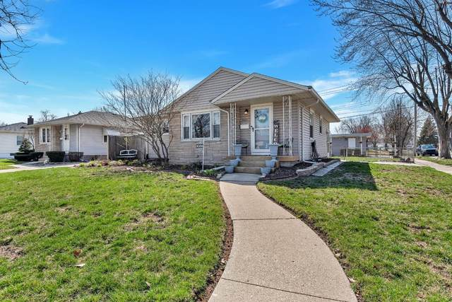 3026 Strong Street, Highland, IN 46322 (MLS #490507) :: Rossi and Taylor Realty Group