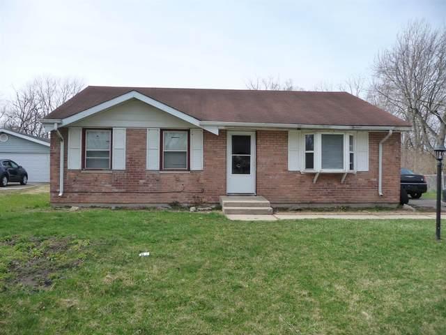 7734 Jennings Street, Merrillville, IN 46410 (MLS #490624) :: McCormick Real Estate