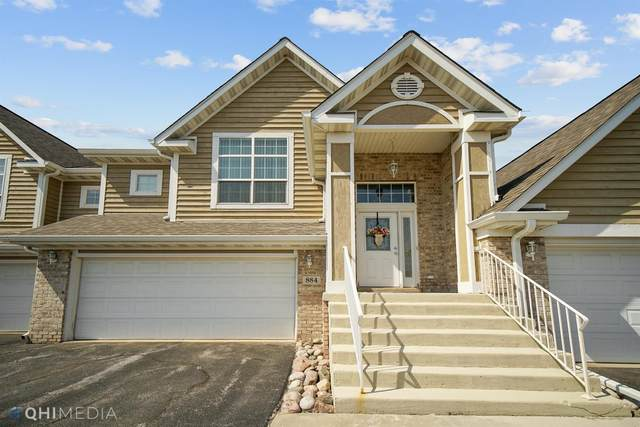 884 W Boxwood Drive, Munster, IN 46321 (MLS #490716) :: Rossi and Taylor Realty Group