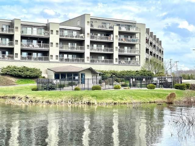 317 Outlook Cove Drive, Laporte, IN 46350 (MLS #490790) :: McCormick Real Estate