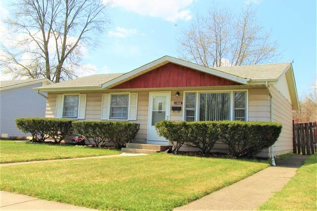 7408 Montana Avenue, Hammond, IN 46323 (MLS #490834) :: Rossi and Taylor Realty Group