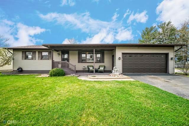 243 Crestline Drive, Lowell, IN 46356 (MLS #490857) :: McCormick Real Estate