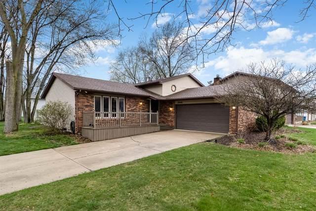 344 Persimmon Drive, Schererville, IN 46375 (MLS #490882) :: McCormick Real Estate