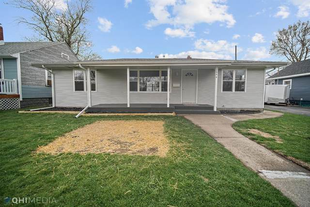 2844 Elkhart Street, Lake Station, IN 46405 (MLS #490889) :: Rossi and Taylor Realty Group