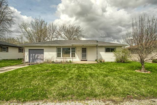 824 W 39th Avenue, Hobart, IN 46342 (MLS #490896) :: Rossi and Taylor Realty Group