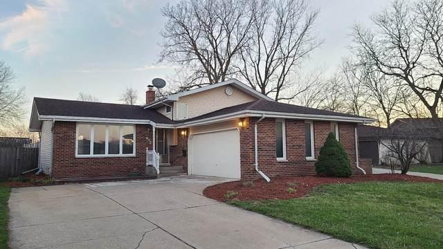 412 Hickory Lane, Munster, IN 46321 (MLS #490923) :: McCormick Real Estate