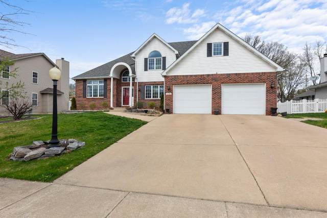 256 Fairfield Drive, Crown Point, IN 46307 (MLS #490964) :: McCormick Real Estate