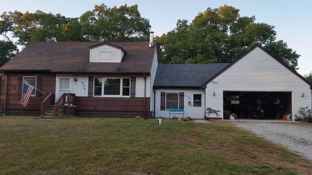 524 E Penn Street, Wheatfield, IN 46392 (MLS #490965) :: McCormick Real Estate