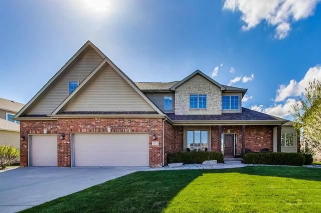 9762 Meadow Rose Lane, St. John, IN 46373 (MLS #490984) :: McCormick Real Estate