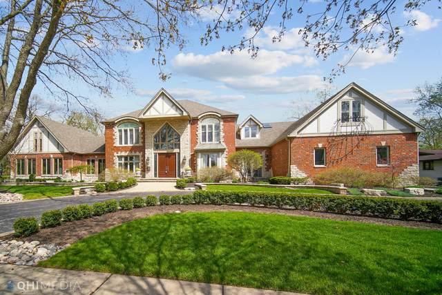 8707 Crestwood Avenue, Munster, IN 46321 (MLS #491169) :: McCormick Real Estate