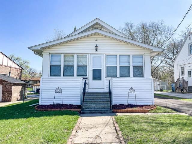 41 E Wilhelm Street, Schererville, IN 46375 (MLS #491188) :: McCormick Real Estate
