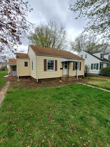 613 Cherry Street, North Judson, IN 46366 (MLS #491230) :: McCormick Real Estate