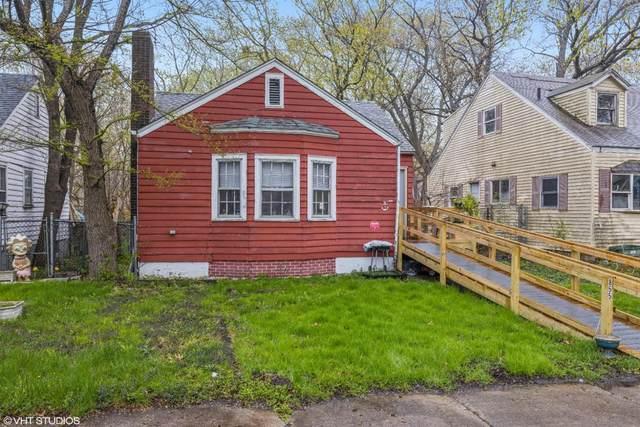 855 Fayette Street, Gary, IN 46403 (MLS #491235) :: McCormick Real Estate
