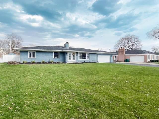 6401 Arthur Street, Merrillville, IN 46410 (MLS #491245) :: McCormick Real Estate