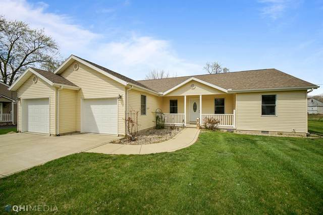 508 W Vine Street, North Judson, IN 46366 (MLS #491286) :: McCormick Real Estate