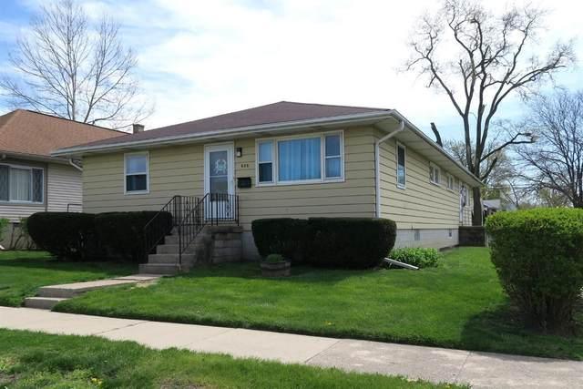 606 Spruce Street, Hammond, IN 46324 (MLS #491347) :: McCormick Real Estate