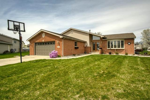 3170 Hoffman Court, Dyer, IN 46311 (MLS #491445) :: Rossi and Taylor Realty Group