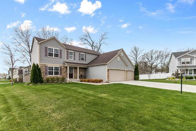 8521 W 86th Court, St. John, IN 46373 (MLS #491488) :: Rossi and Taylor Realty Group