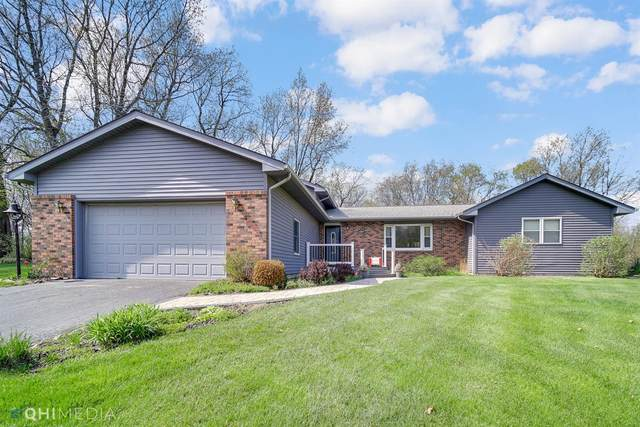 6752 S Whispering Woods Drive, Demotte, IN 46310 (MLS #491500) :: McCormick Real Estate