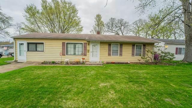 2836 Coral Drive, Hobart, IN 46342 (MLS #491653) :: McCormick Real Estate
