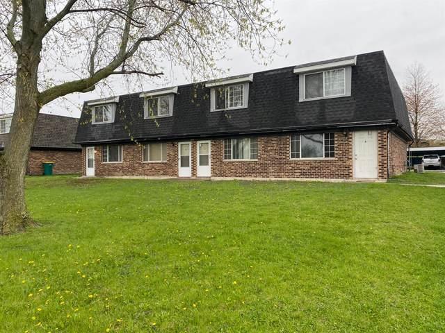 7542 Whitcomb Street, Merrillville, IN 46410 (MLS #491882) :: McCormick Real Estate