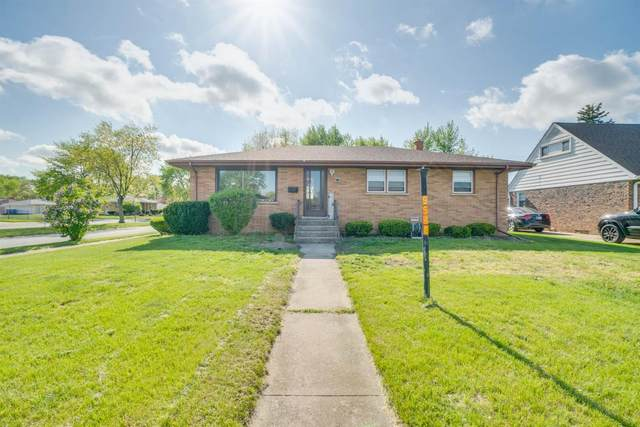 9548 Manor Drive, Highland, IN 46322 (MLS #491940) :: McCormick Real Estate