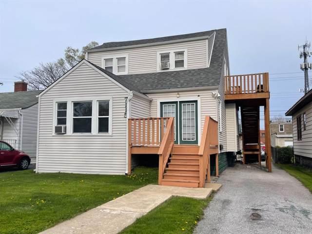 7115 Marshall Avenue, Hammond, IN 46323 (MLS #492069) :: McCormick Real Estate