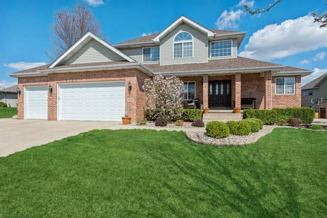 8235 Knickerbocker Place, St. John, IN 46373 (MLS #492100) :: Rossi and Taylor Realty Group