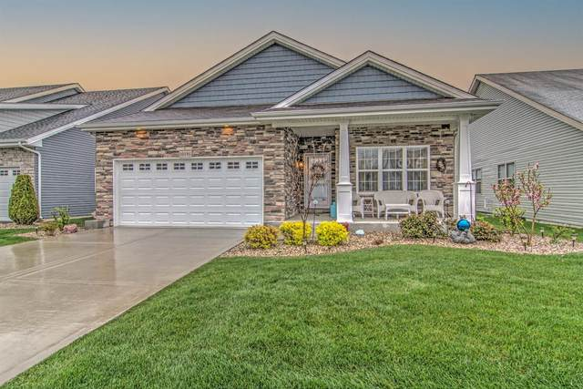 10191 Azalea Drive, Crown Point, IN 46307 (MLS #492148) :: Rossi and Taylor Realty Group