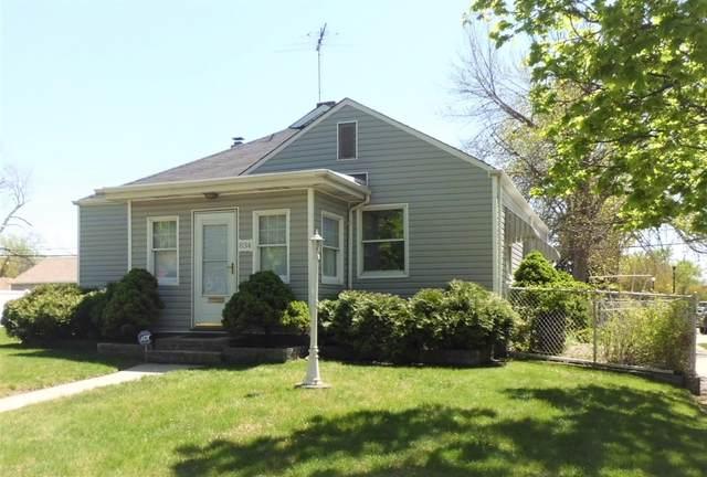 834 171st Street, Hammond, IN 46324 (MLS #492169) :: Lisa Gaff Team