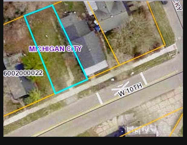 0 W 10th Street, Michigan City, IN 46360 (MLS #492203) :: McCormick Real Estate