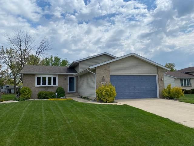 8647 Sherman Street, Crown Point, IN 46307 (MLS #492302) :: McCormick Real Estate
