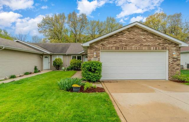 4283 W 92nd Place, Merrillville, IN 46410 (MLS #492315) :: McCormick Real Estate