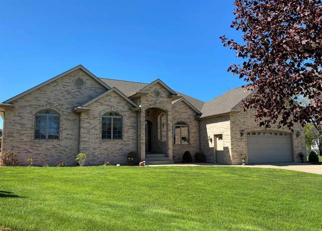 295 Hawkwood Drive, Valparaiso, IN 46385 (MLS #492324) :: Rossi and Taylor Realty Group