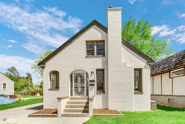7345 Northcote Avenue, Hammond, IN 46324 (MLS #492354) :: McCormick Real Estate