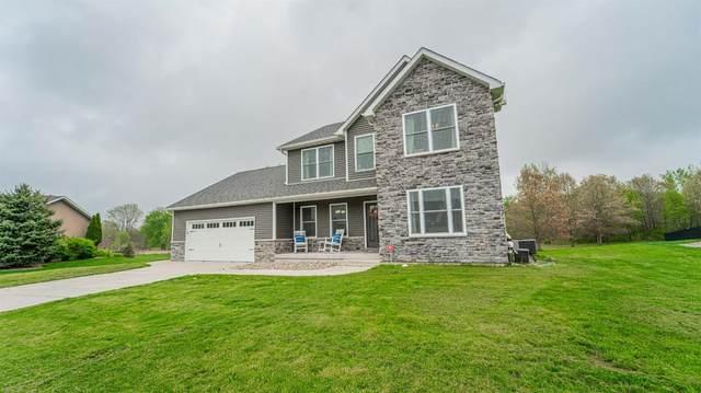 6101 Oak Valley Drive, Lowell, IN 46356 (MLS #492357) :: McCormick Real Estate