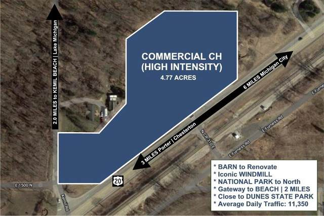 311 E Us Highway 20, Michigan City, IN 46360 (MLS #492442) :: McCormick Real Estate