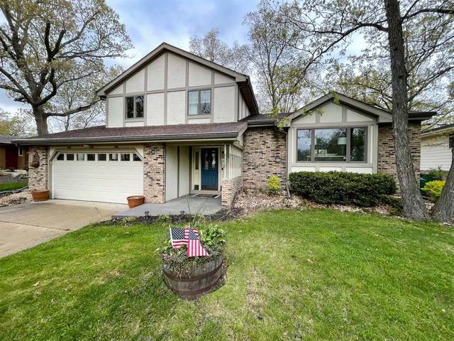 4338 N Lakeshore Drive, Crown Point, IN 46307 (MLS #492535) :: Rossi and Taylor Realty Group
