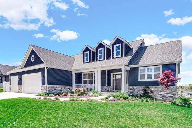 913 Betty Lane, Crown Point, IN 46307 (MLS #492541) :: McCormick Real Estate