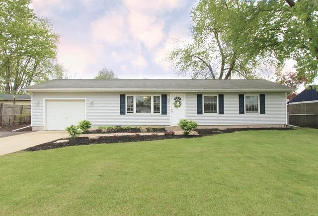 372 Midway Drive, Valparaiso, IN 46385 (MLS #492557) :: Rossi and Taylor Realty Group