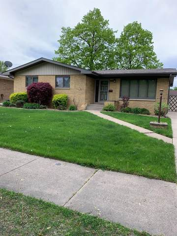 8154 Woodlawn Avenue, Munster, IN 46321 (MLS #492592) :: McCormick Real Estate