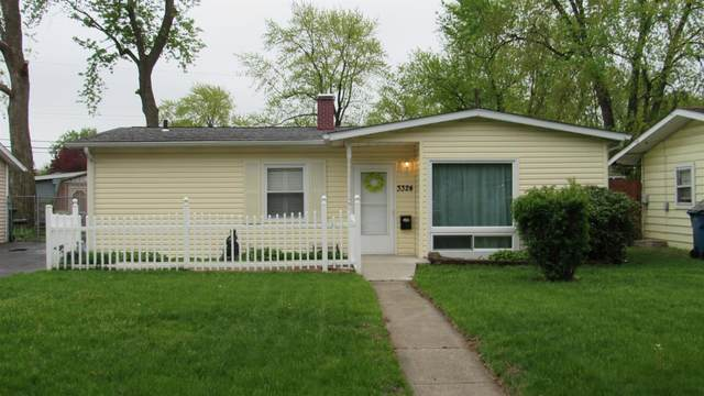 3324 175th Place, Hammond, IN 46323 (MLS #492596) :: McCormick Real Estate