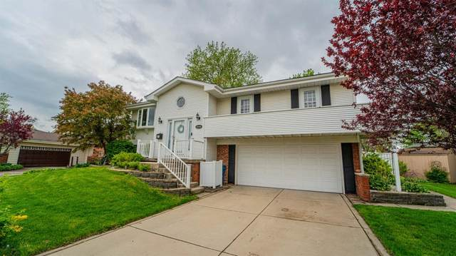9346 Parkway Drive, Highland, IN 46322 (MLS #492598) :: McCormick Real Estate